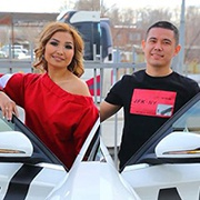 Динара и Жасулан Аскаровы, C-Класс
