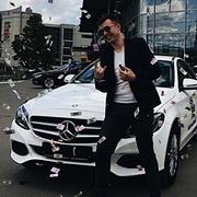 Дмитрий Скиба, C-Класс
