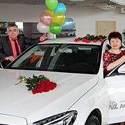 Лидия и Николай Пискун, C-Класс