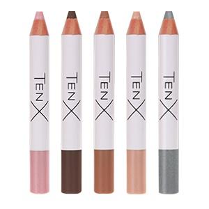 Пудровые тени-карандаш