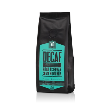 Whole-bean coffee DECAF
