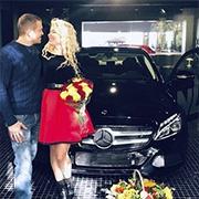 Елена и Александр Шубин, C-Класс