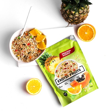 Energy Diet Smart Exotic Fruits мюслиі