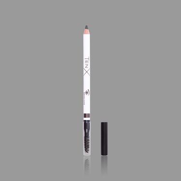 Powdery eyebrow pencil