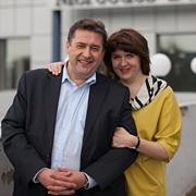 Ольга и Сергей Дворяшины, C-Класс
