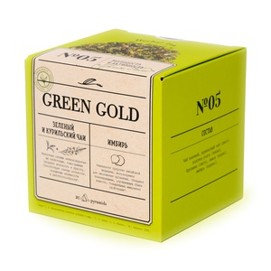 Green Gold Herbal Tea