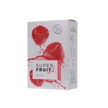 Super Fruit Drink «Малина»