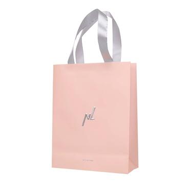 Gift bag, pink (medium)