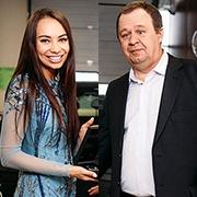 Елена и Андрей Победины, C-Класс
