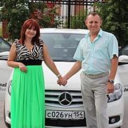 Наталья и Андрей Котовы, B-Класс