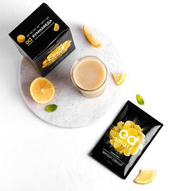 ED Smart Lemon Biscuit, 7 servings