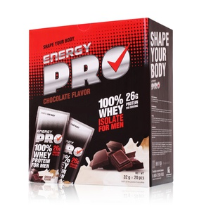 Whey protein for men