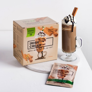 Energy diet smart Irish cream
