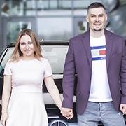 Марта и Радик Хайретдиновы, C-Класс