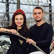 Ксения и Антон Зайцевы , C-Класс