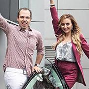 Марианна и Григорий Бородины, C-Класс