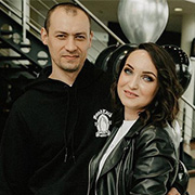 Марина и Василий Стукал, C-Класс