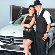 Марина и Дмитрий Нам, C-Класс