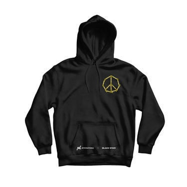 Худи Black Star Wear & NL International (L)