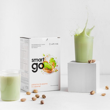 Smart GO «Фисташка», 7 порций