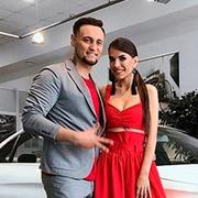 Анастасия и Георгий Байбородины, C-Класс