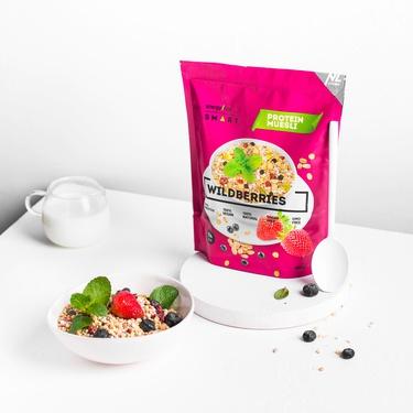 Energy Diet Smart Wildberries мюслиси