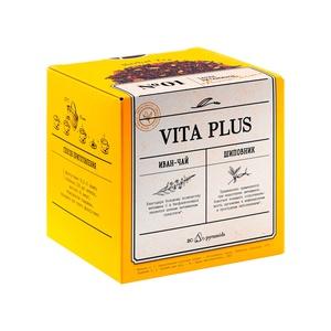 01. ფიტოჩაი Vita Plus, 20 პირამიდა