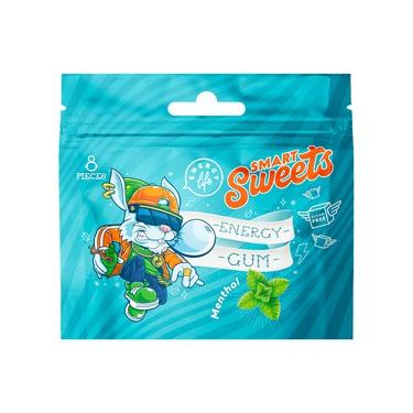 ენერგეტიკული საღეჭი რეზინი Energy gum
