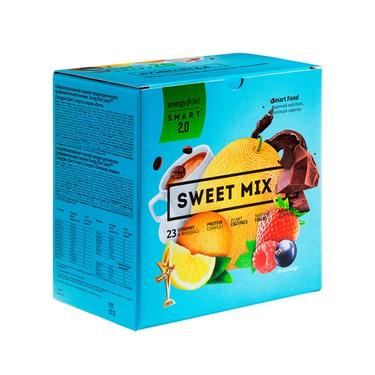 კოქტეილი Energy Diet Smart «Sweet Mix Blue»