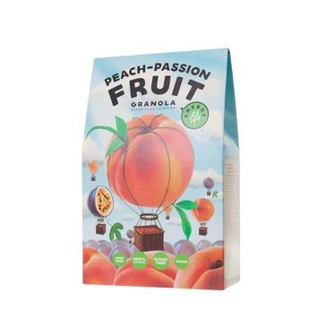 Granola Peach-Passion fruit
