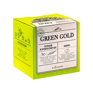 Фиточай Green Gold
