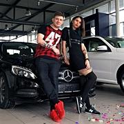 Мария и Максим Грэй, C-Класс