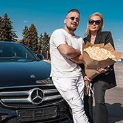 Татьяна и Павел Исаковы, E-Класс