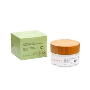 Delicate moisturization day cream