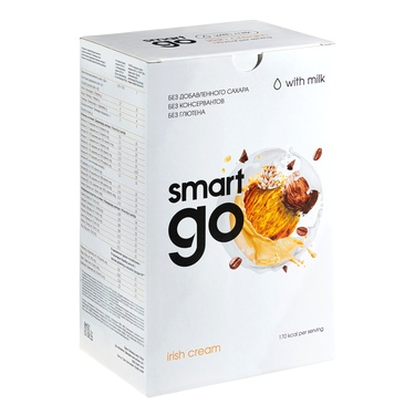 Smart GO «Айриш крим», 7 порций