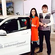 Регина Зайнагова и Дмитрий Мамаев, A-Класс