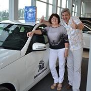 Валентина и Олег Огурцовы, C-Класс