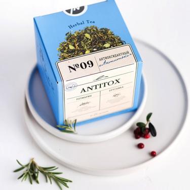 Фиточай Antitox