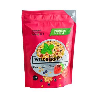 მიუსლი Energy Diet Smart Wildberries