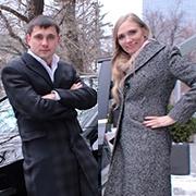 Анастасия и Флорид Гараевы, C-Класс
