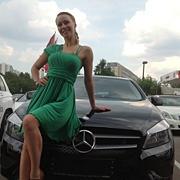 Ольга Сенькина, A-Класс