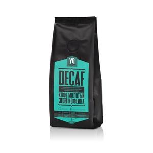 Kofeinsiz maydalangan Qahva DECAF