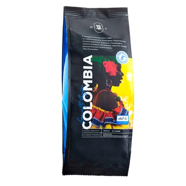 COLOMBIA ұнтақталған кофесі