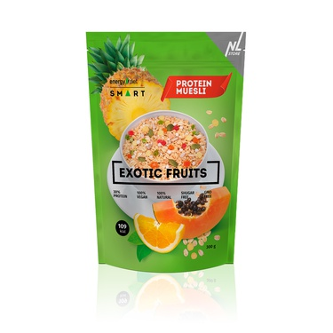 Energy Diet Smart Exotic Fruits мюслиі
