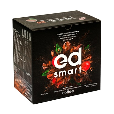 ED Smart Coffee, 15 порций