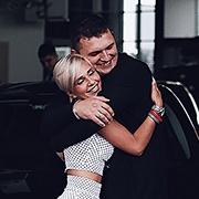 Мария и Антон Сергиевич , C-Класс
