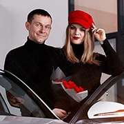 Лилия и Олег Ульяновы, C-Класс