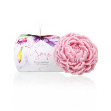 Moisturizing soap (pink peony)