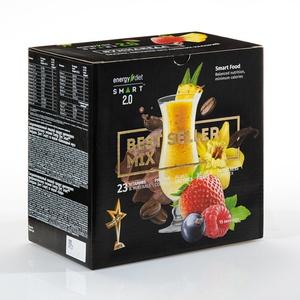 ბესტსელერი Еnergy Diet Smart Mix