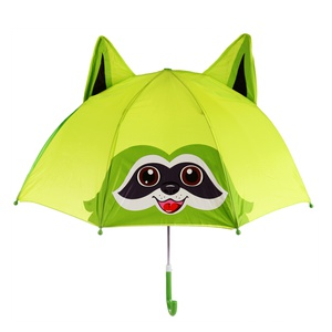 Kids umbrella - Green
